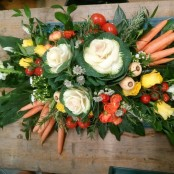 The Vegetable Tribute